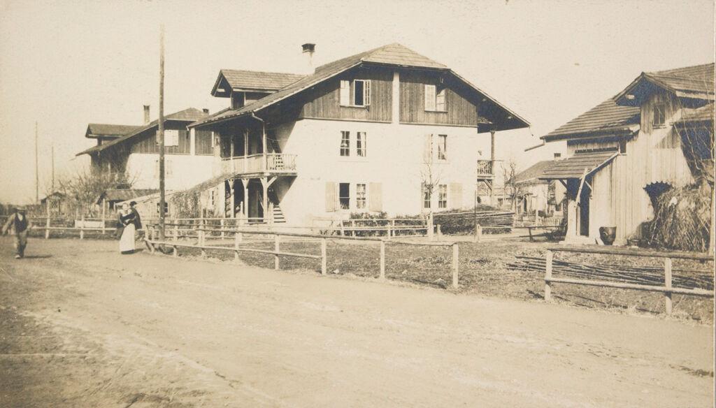 Housing, Improved: Switzerland. Berne. Municipal Workmen's Dwellings: Improved Workmen's Dwellings: Switzerland: Municipal Workmen's Dwellings: Berne, Switzerland.