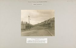 Housing, Industrial: United States. Pennsylvania. Midland: Industrial Housing Semi-Detached Dwellings. Frame Construction: The Pittsburgh Crucible Steel Company, Midland, PA. Tenants of these double houses are foreign laborers and mechanics. They pay $12..   Social Museum Collection