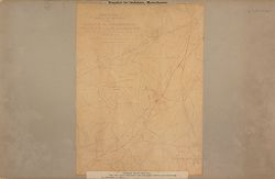 Liquor Problem: United States. Massachusetts. Norfolk: Hospitals for Inebriates, Massachusetts: Norfolk State Hospital. The red dots indicate the proposed sites of buildings as planned in 1911..   Social Museum Collection