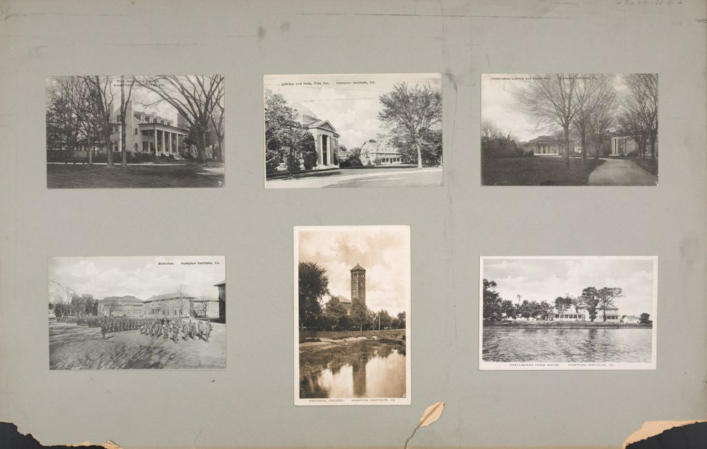 Races, Negroes: United States. Virginia. Hampton. Hampton Normal And Industrial School