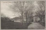 Races, Negroes: United States. Virginia. Hampton. Hampton Normal and Industrial School: Huntington Library and Ogden Hall. Hampton Institute, Va.
