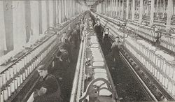 Miscellaneous [children in a factory]?.   Social Museum Collection