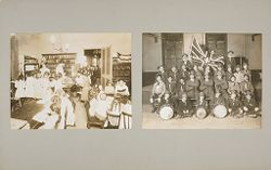 Miscellaneous [Social Settlements: Canada. Montreal. University Settlement]?.   Social Museum Collection