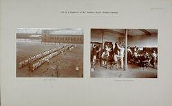 War: Germany. Berlin. Prussian Guard Regiment: Life in a Regiment of the Prussian Guard.   Social Museum Collection