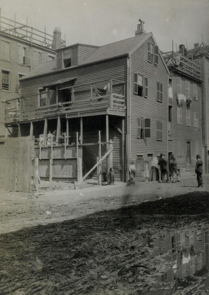 Social Settlements: United States. Massachusetts. Boston. Children's Aid Society: