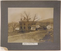 Defectives, Epileptics: United States. Massachusetts. Palmer. State Hospital for Epileptics: Farm Group #3. M.H.E..   Social Museum Collection
