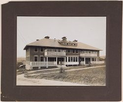 Defectives, Epileptics: United States. Massachusetts. Palmer. State Hospital for Epileptics: Dispensary and Infirmary 1906..   Social Museum Collection