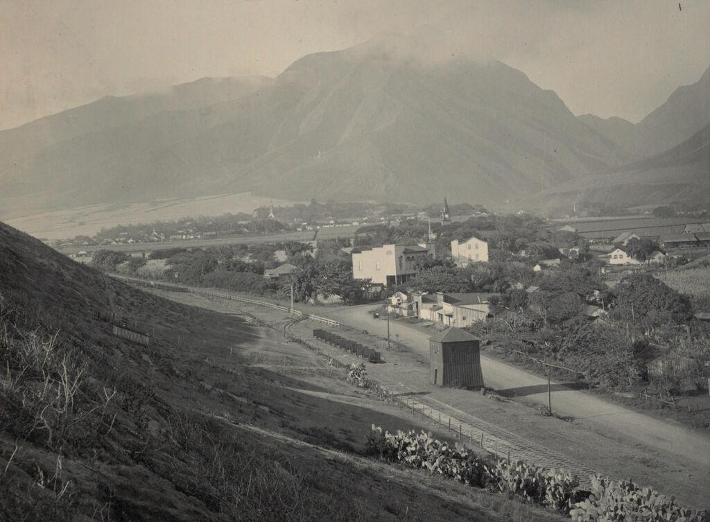 Social Settlements: Hawaii. Wailuku. Alexander House: Alexander House, Wailuku, Hawaii: Wailuku, Hawaiin [Sic] Islands.