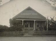 Social Settlements: Hawaii. Wailuku. Alexander House: Alexander House, Wailuku, Hawaii: Wailuku,