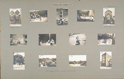 "Social Settlements: United States. New York. Buffalo. ""Welcome Hall"": Welcome Hall, Buffalo, N.Y.: The Playground and Scenes in the Vicinity..   Social Museum Collection"