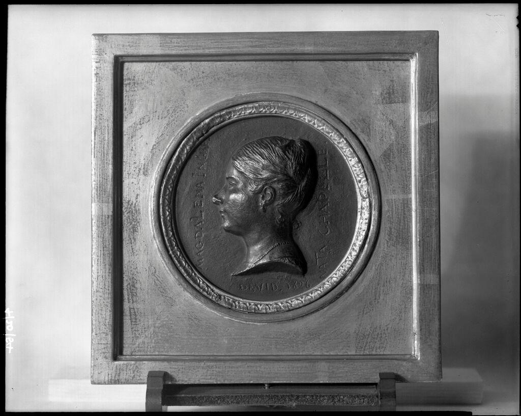 Mme. Ingres (Madeleine Chapelle)
