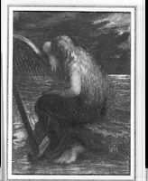 The Weeping Harpist