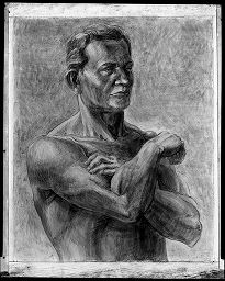 Portrait Of A Man With Folded Arms