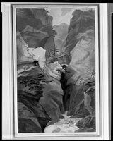 Rocky Gorge, Via Mala