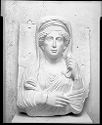 Funerary Relief Of A Woman