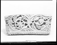 Section Of An Arch (One Of Two Pieces)