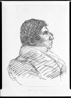 Portrait Of Jean-Auguste-Dominique Ingres