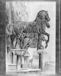 Bronze Horses, Piazza San Marco, Venice, Italy