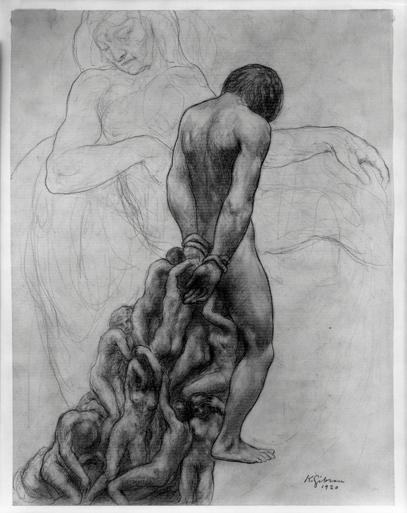 From The Harvard Art Museums Collections The Slave - Black museums in usa