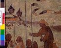 Eight Men Ferrying A Statue Of The Buddha (From Mogao Cave 323, Dunhuang, Gansu Province)