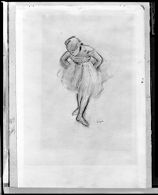 Dancer Taking a Bow