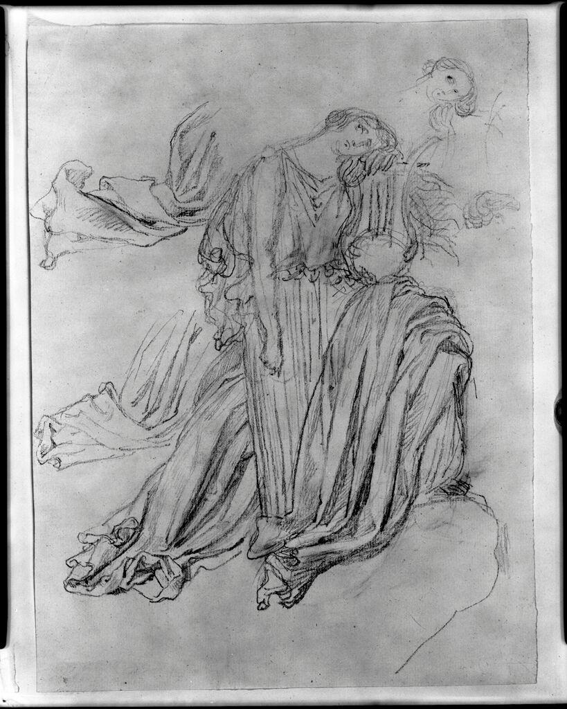 Saint Cecilia (Or Music)