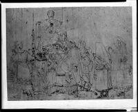 Saint Peter And The Devout Peasants