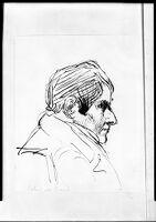 Portrait Of Debret