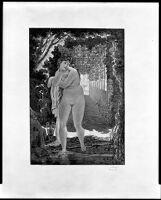 A Woman Bathing (Or Bathsheba)