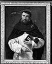 Friar Angelo Ferretti As Saint Peter Martyr
