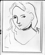 Portrait of Marguerite Matisse