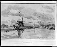 Honfleur Harbor