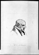 Portrait of Etienne Barthélemy Garnier