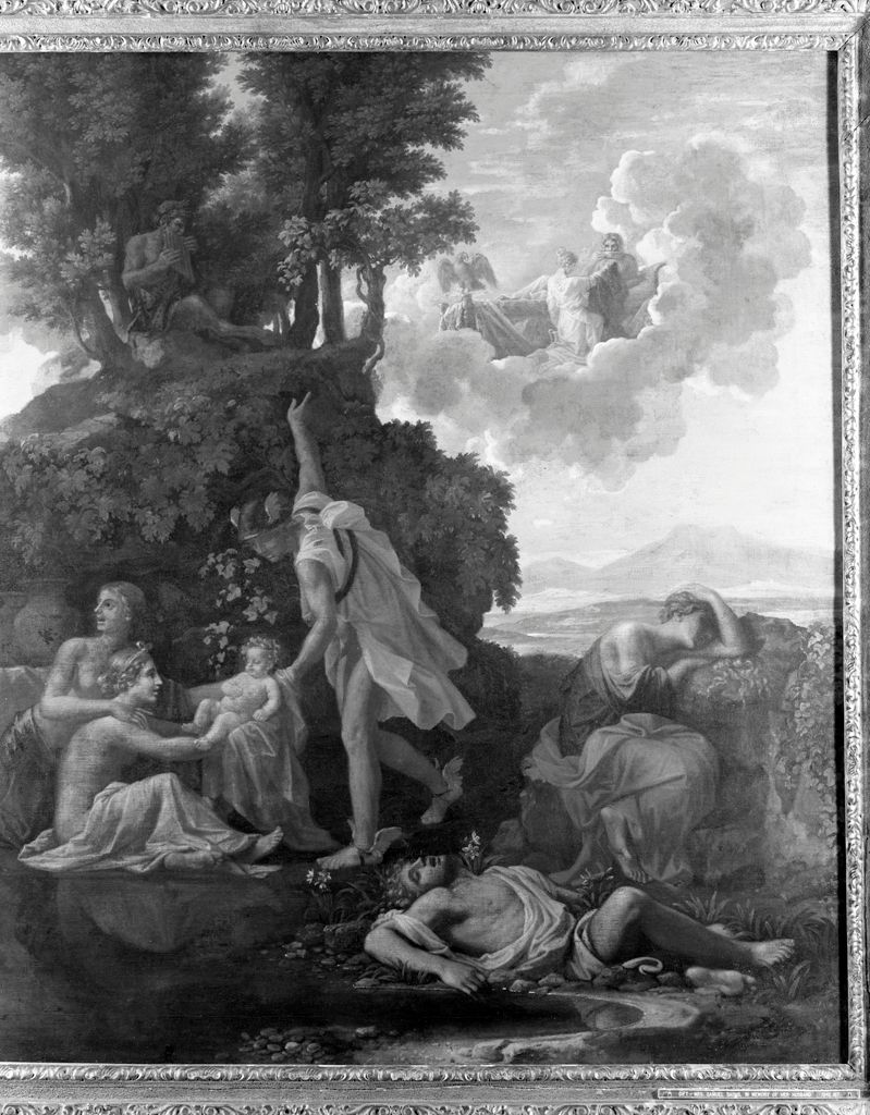 from the harvard art museums collections the infant bacchus the infant bacchus entrusted to the nymphs of nysa the death of echo and narcissus