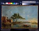 The Isola Della Madonnetta On The Lagoon Of Venice