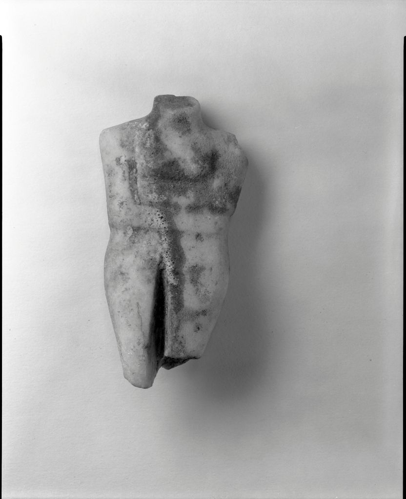 Torso Of A Female Statuette