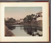 Work 28 of 30 Title: Imperial Castle, Tokyo Date: 188-?