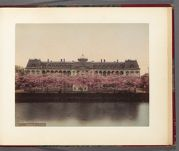 Work 29 of 30 Title: Imperial Hotel, Tokyo Date: ca. 1892