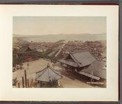 Work 4 of 32 Title: Miye-dera [i.e. Mii-dera], Otsu Creator: Tamamura, Kozaburo Date: ca. 1885