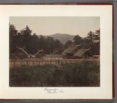 Work 7 of 32 Title: Ise Grand Shrine Date: 188-?