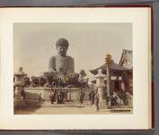 Work 15 of 32 Title: Hyogo Buddha Date: 1891?