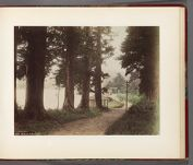 Work 22 of 32 Title: Hakone Lake Date: 188-?