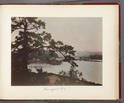 Work 28 of 32 Title: Kanagawa Bay Date: 188-?