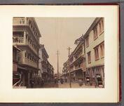 Work 10 of 30 Title: Yoshiwara, Tokyo Date: ca. 1890