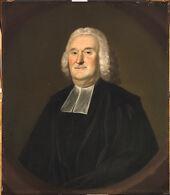 The Reverend Daniel Greenleaf (1680-1763)
