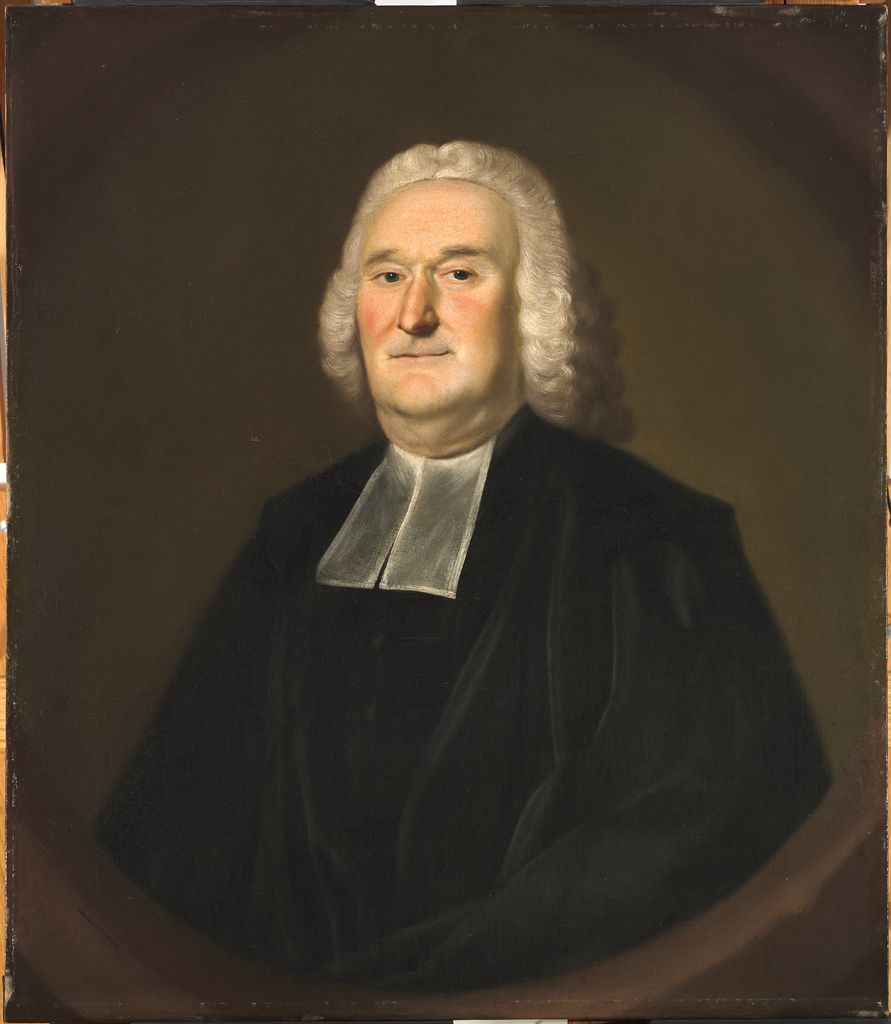 The Reverend Daniel Greenleaf (1680-1763)