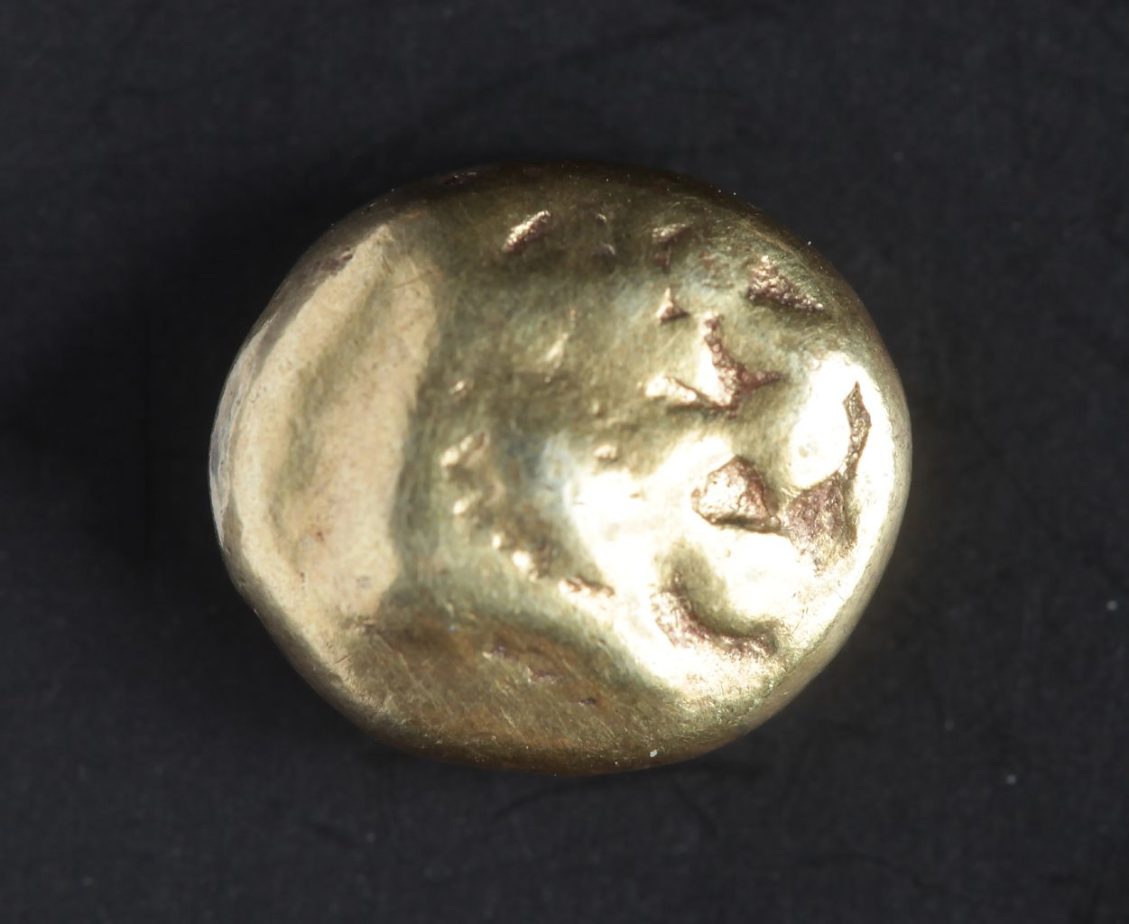 Hoard of Electrum Coins: Electrum Sixth-Stater