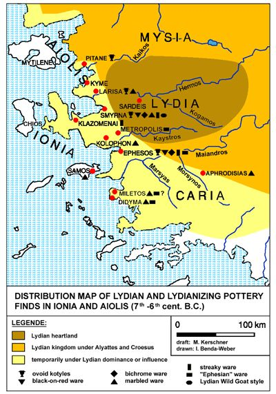 The Archaeological Exploration Of Sardis