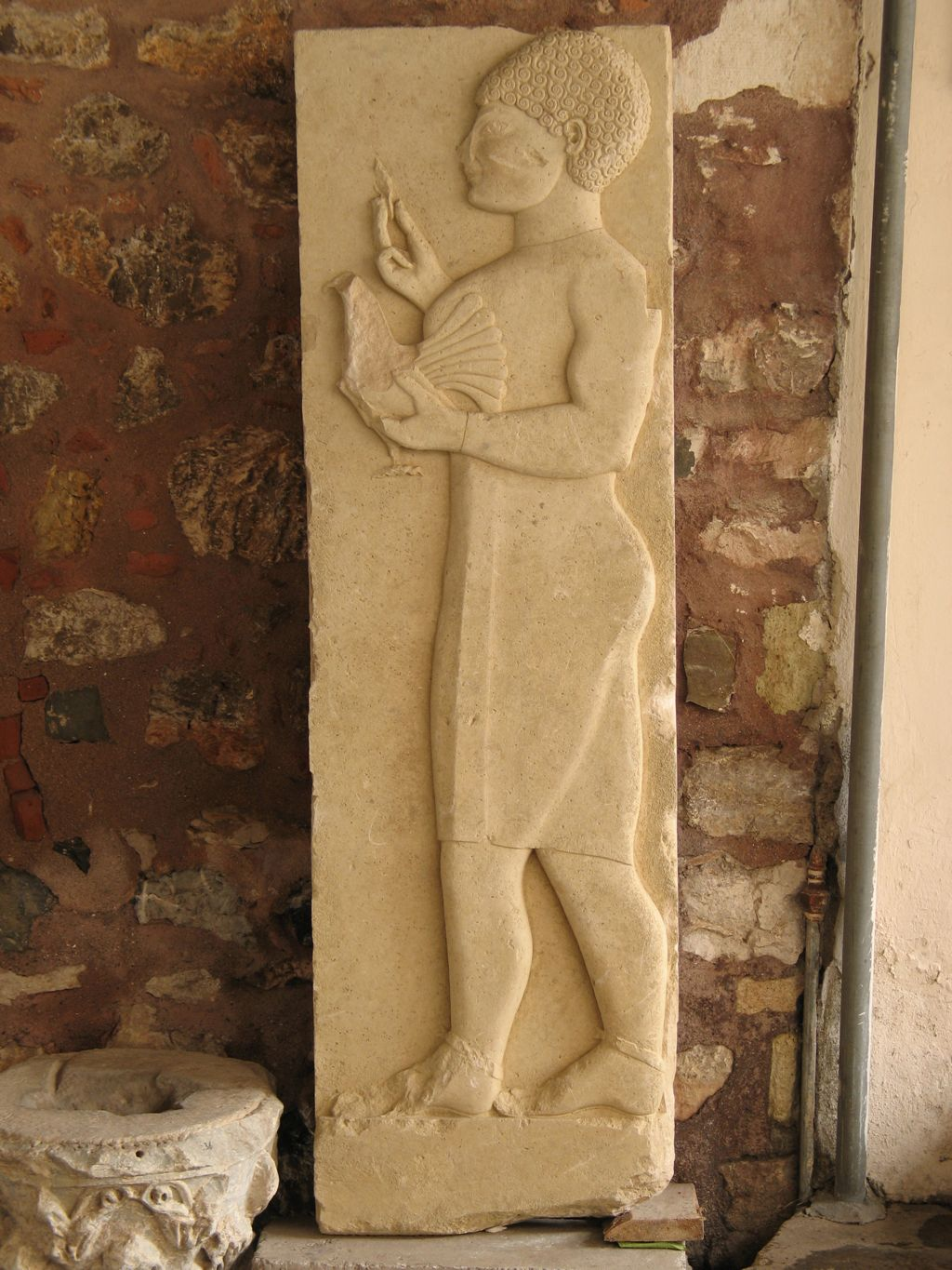 Relief from Gökçeler