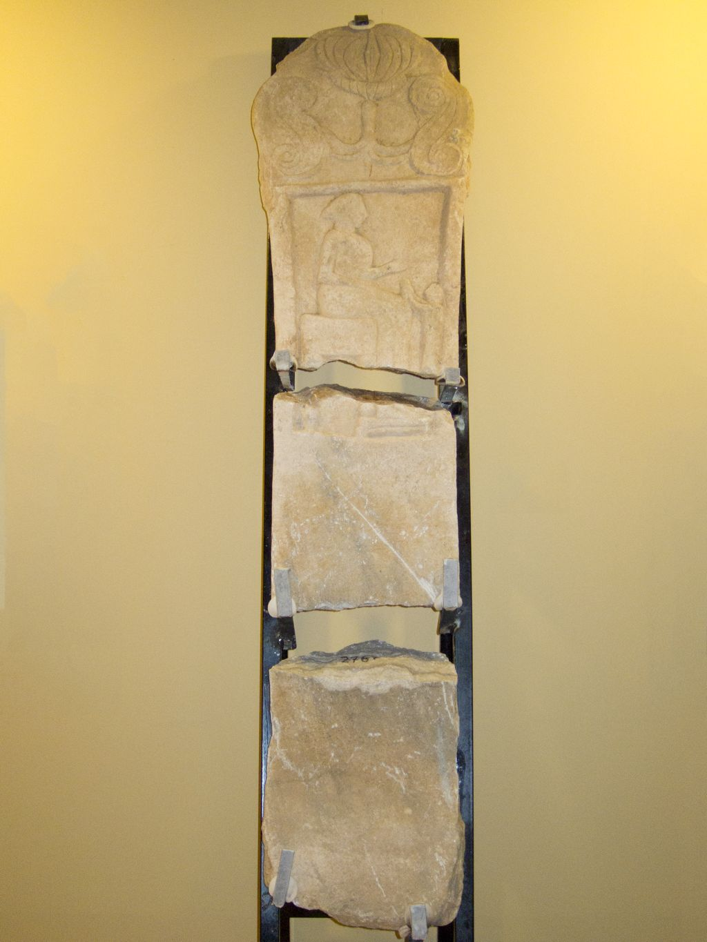 Grave Stele from Haliller